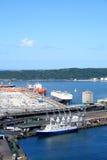 перевозка груза гавани Стоковая Фотография RF