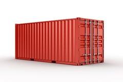 перевозка груза контейнера Стоковая Фотография RF
