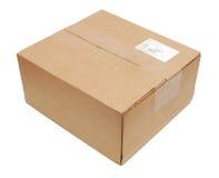 перевозка груза коробки стоковые изображения rf