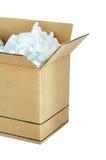 перевозка груза коробки Стоковая Фотография RF
