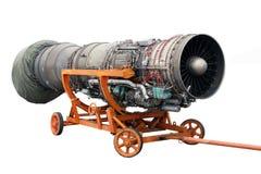 перевозка двигателя стоковое фото