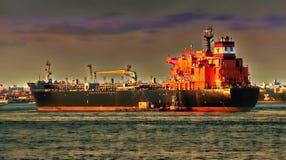 Перевозка и индустрия грузовых перевозок Стоковые Изображения RF