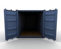 перевозка контейнера Стоковое Изображение