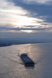 перевозка корабля Стоковое фото RF