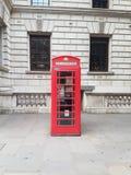 Переговорная будка Лондона Стоковые Фото
