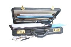 перегрузка портфеля Стоковое Изображение RF