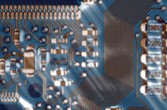 перегрузка цепи Стоковые Изображения RF