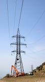 передача башни электричества Стоковые Фотографии RF