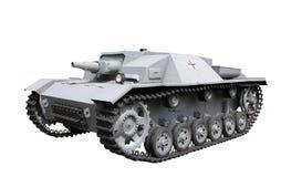 Передвижное штурмовое орудие StuG III Германия стоковая фотография