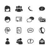 Передвижной значок app Стоковые Изображения