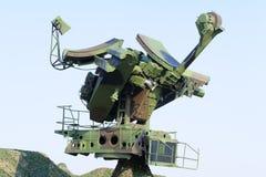 Передвижной радиолокатор Стоковая Фотография