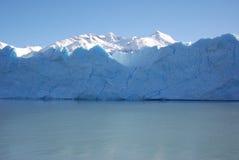 переднее perito moreno льда Стоковая Фотография RF