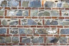 Передний всход стены masonry каменной сделанной турецким мастером стены стоковые фото