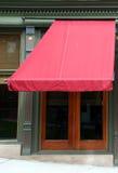 передний магазин стоковое изображение rf