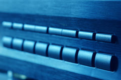 передний приемник Стоковое Изображение RF
