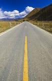 передний путь Стоковая Фотография
