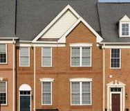 Передняя высота дома стоковое изображение rf