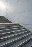 передняя стена лестниц Стоковые Изображения