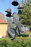 Перезвоны ветра стоковая фотография