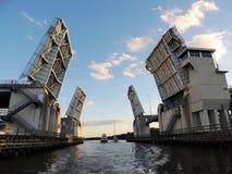 Перекидной мост Стоковые Фото