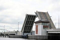 Перекидной мост S557 Стоковое Изображение RF