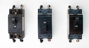 Переключатель выключателя Стоковая Фотография RF