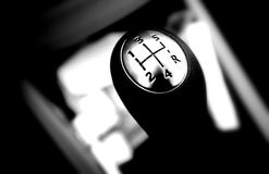 переключение механизма Стоковые Фотографии RF