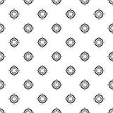 Перекрестие, картина видоискателя, простой стиль иллюстрация вектора