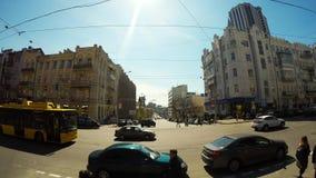 Перекрестки бульваров в Киеве акции видеоматериалы