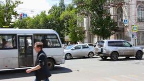 Перекрестки в городе акции видеоматериалы