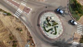 Перекрестки улиц с декоративными камнями акции видеоматериалы