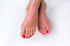 перекрестная нога Стоковая Фотография RF