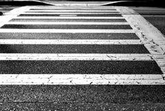 перекрестная прогулка Стоковые Изображения RF
