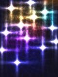 Перекрестная светлая предпосылка Стоковое Фото