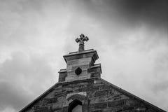 Перекрестная церковь Стоковое фото RF