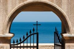 перекрестное море строба Стоковая Фотография RF
