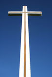 перекрестное папское Стоковая Фотография