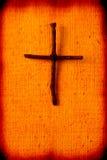 перекрестное святейшее Стоковые Изображения RF