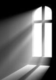 перекрестное святейшее Стоковая Фотография RF