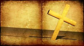 перекрестное святейшее Стоковые Фотографии RF