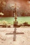 перекрестное святейшее Стоковое Изображение RF