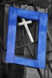 перекрестное святейшее Стоковая Фотография