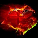 перекрестное сердце бесплатная иллюстрация