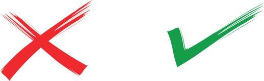 перекрестное тикание Стоковые Фотографии RF