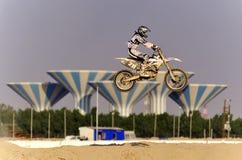 перекрестное moto стоковое изображение
