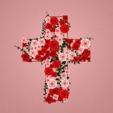 перекрестные цветки Стоковые Фото