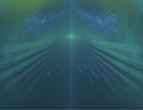 перекрестный свет Стоковые Фото