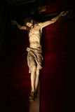 перекрестный jesus Стоковая Фотография RF