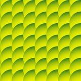 Перекрывая картина кругов безшовная, monochrome предпосылка Sha Стоковое фото RF