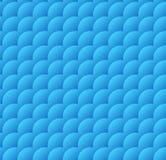 Перекрывая раскосные круги с заполнением градиента Простые современные, Стоковая Фотография RF